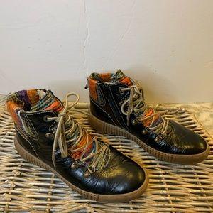 Josef seibel maren leather boots.   Nwot